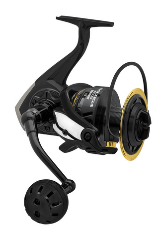 Daiwa Saltiga Dogfight 8000 High Speed Spin Reel