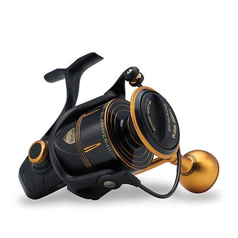 PENN Slammer III 3500/ Ocean Assassin Light Popper and Stickbait Combo