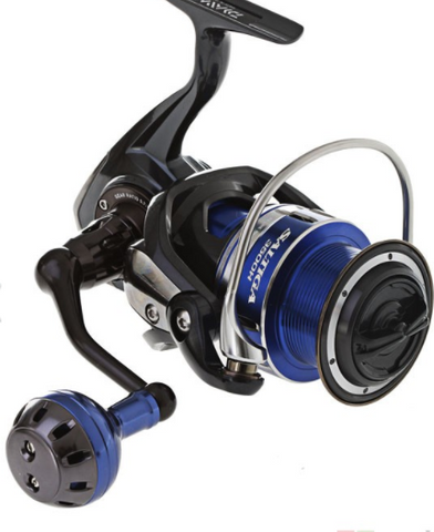 Daiwa Saltiga High Speed 6500 Spin Reel