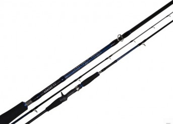 Daiwa Blue Backer Baitcasting Rod