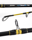Okuma Sensor Tip Plus 24kg Game Rod