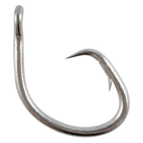 Black Magic Marlin Livebait Recurve Hook