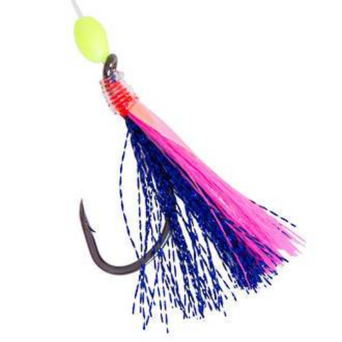 Black Magic Snapper Whacker Flasher Rig