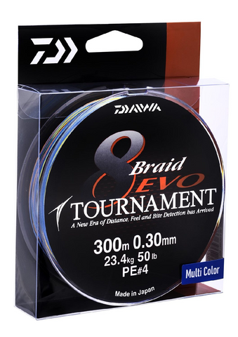 Daiwa EVO Braid 300M