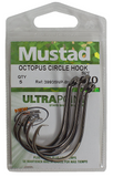 Mustad Octopus Circle 39935NP-BN Hook