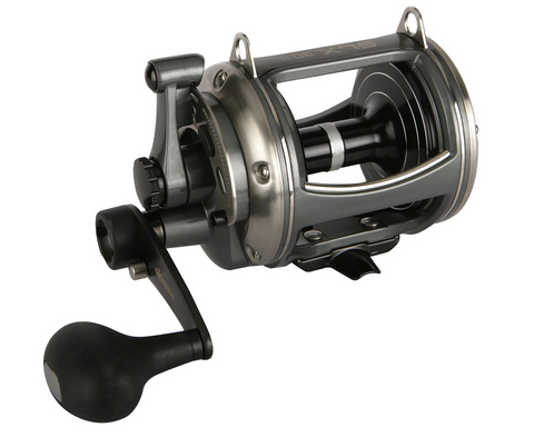 Okuma Solterra 30 II Speed And Sensor Tip Plus 5'6 24kg stand up Combo