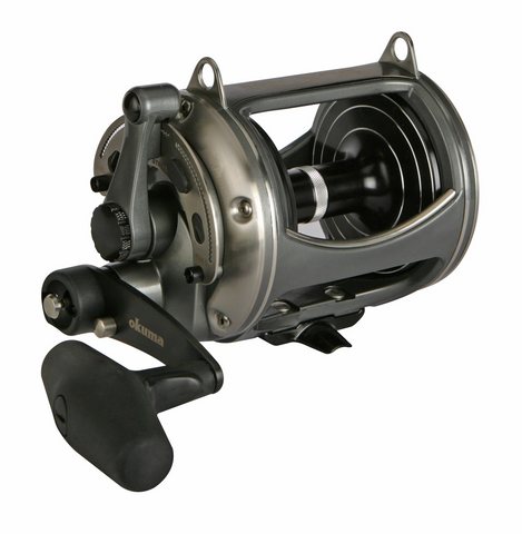 Okuma Solterra SLX 50W 2-Speed Game Reel