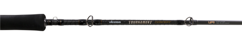 "Okuma Tournament Concept 7'6"" 2pc Spin Rod"