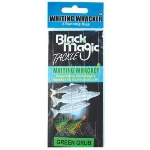 Black Magic Whiting Snatcher Flasher Rig