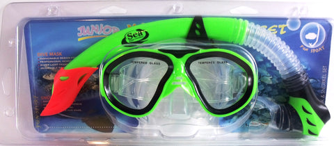 Mask and Snorkel Junior Set
