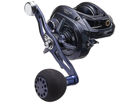 Daiwa Lexa300HD 2020 / Blue Backer 602MHB Slow Jig Combo