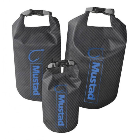 Mustad Dry Bag Water-Tight Roll Top System