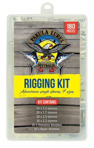 Pakula Rigging Kit