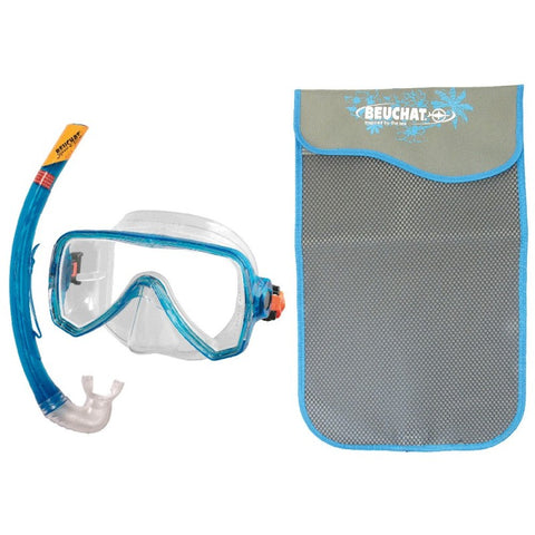 Beuchat Mask and Snorkel Set - Junior