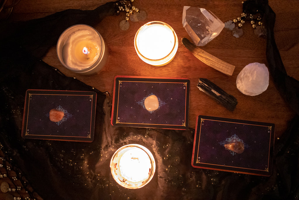 New Moon in Sagittarius - Pick a Card Reading