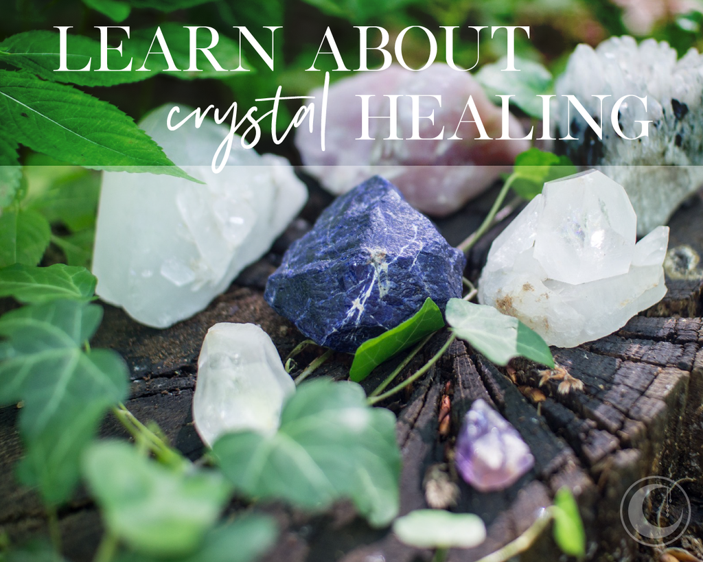 Learn About Crystal Healing
