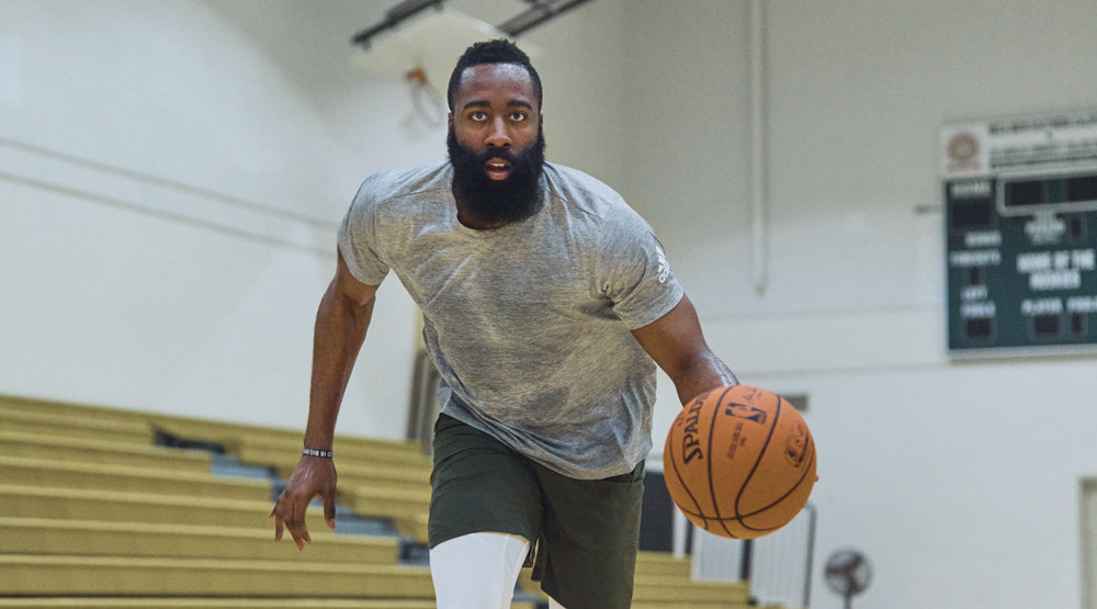James Harden: New Season. Same Dedication.