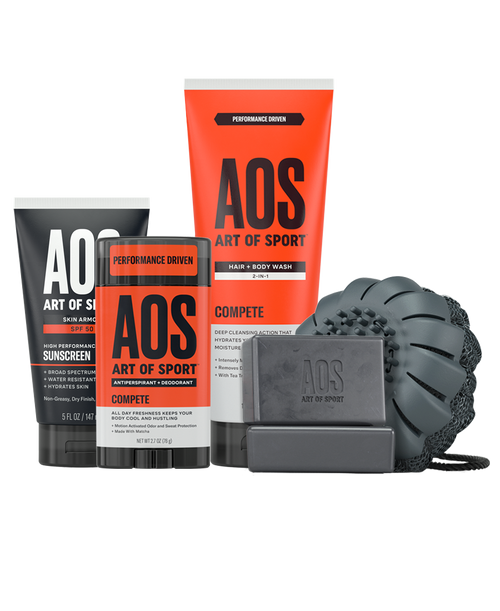 All-In Kit with Antiperspirant
