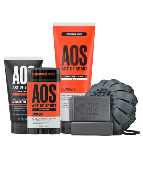 All-In Kit with Deodorant