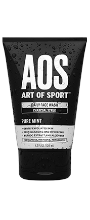 Daily Face Wash Charcoal Scrub