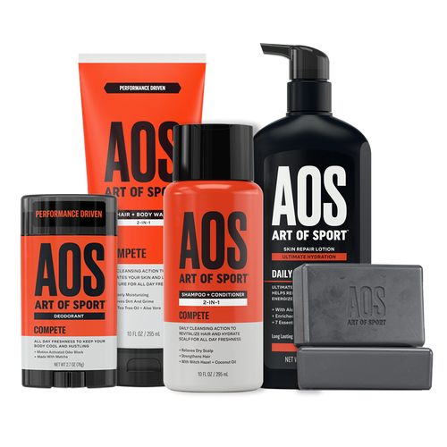 Deo + Shampoo + Body Wash + Soap + Lotion Kit 50.00% Off