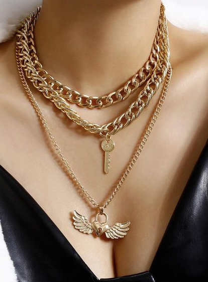 """Angelic"" Necklace"