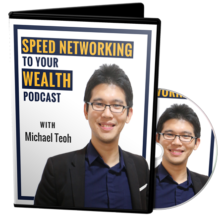 Speed Networking to Your Wealth (MP3)