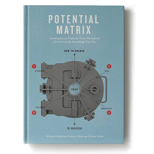 Potential Matrix Book Bundle