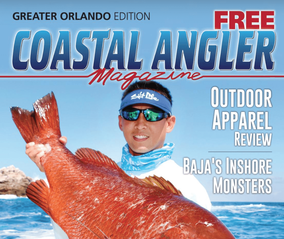 Feature in May edition of Coastal Angler P. 10-11