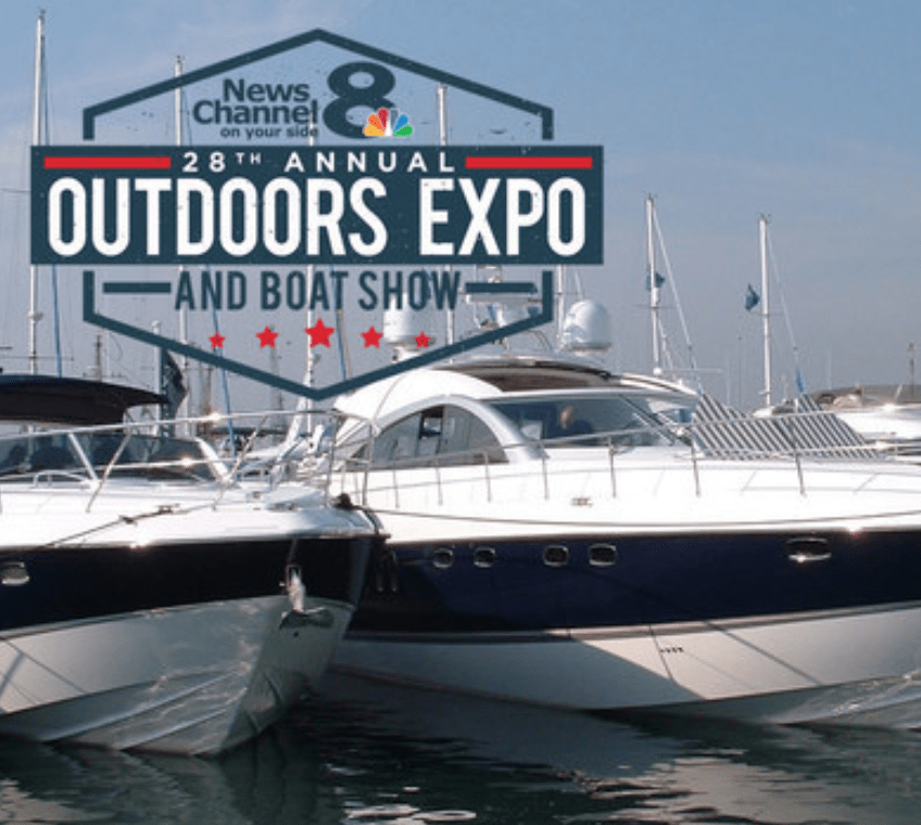 Upcoming Show : Tampa, FL - Outdoors Expo and Boat  March 22-24