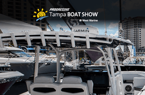 Tampa Boat Show Oct 25-27, 2019