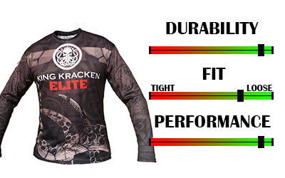 Elite long sleeve men's performance fishing shirt