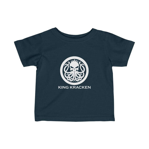 Little Kracken - Infant Tee - king-kracken