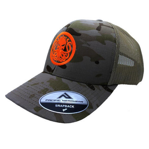 M08 Camo Hat - Best Fishing Performance Shirts