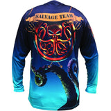Salvage Diver Jersey - Best Fishing Performance Shirts