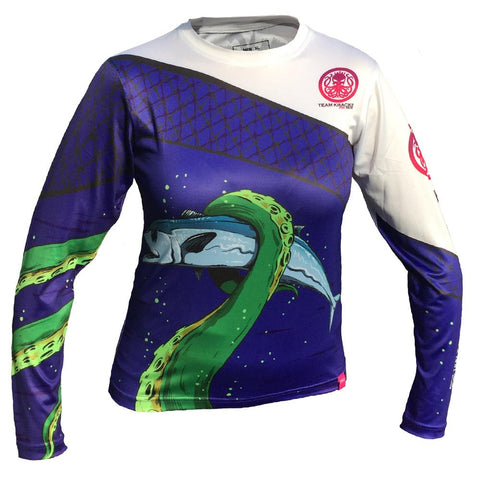 Women's Pro Series Team Jersey - King Kracken Outdoor Clothing Co.