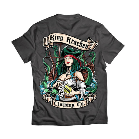 LIMITED EDITION -      Men's Pirate T-Shirt - Best Fishing Performance Shirts