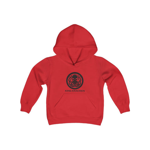 Little Kracken - Hooded Sweatshirt - king-kracken