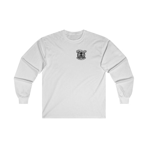 Ultra Cotton Long Sleeve Tee - Print on back