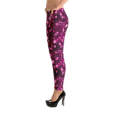 Rose Pearl Leggings - king-kracken