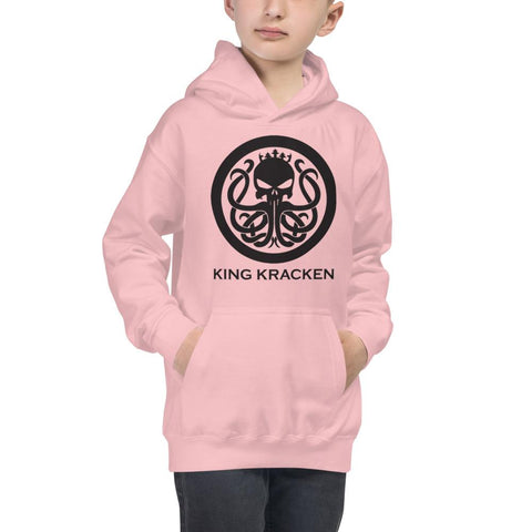 Little Kracken Kids Hoodie - Best Fishing Performance Shirts