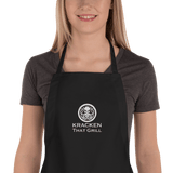 Embroidered Kracken that Grill Apron - King Kracken Outdoor Clothing Co.