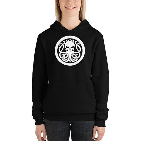 Women's Fleece Pullover Hoodie - king-kracken