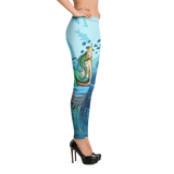 Mermaid Tastic Leggings - Best Fishing Performance Shirts