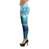 Mermaid Tastic Leggings - king-kracken