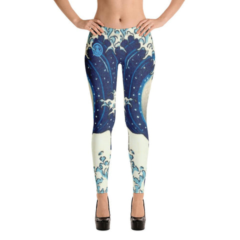 Majestic Ocean Leggings - Best Fishing Performance Shirts
