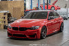 BMW M3 with Titan-7 in 19's fitted with Michelin PS4's