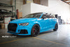 Brand New 2019 Audi RS3 8V gets KW HAS Suspension kit installed!