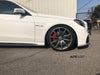 Mercedes W212 E63 AMG receiving new KW Suspension Height Adjustable Springs (HAS)