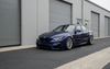 Individual Velvet Blue F80 M3 gets HRE Wheels (P104SC)